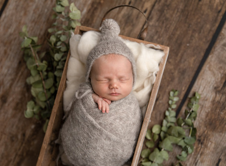 I am so looking forward to photographing newborns again!