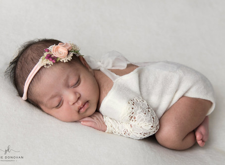 Kent newborn baby photographer in the comfort of your own home.