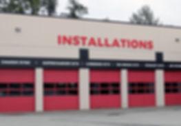 Installation & Dynofacility at Mopac Auto Supply Langley BC