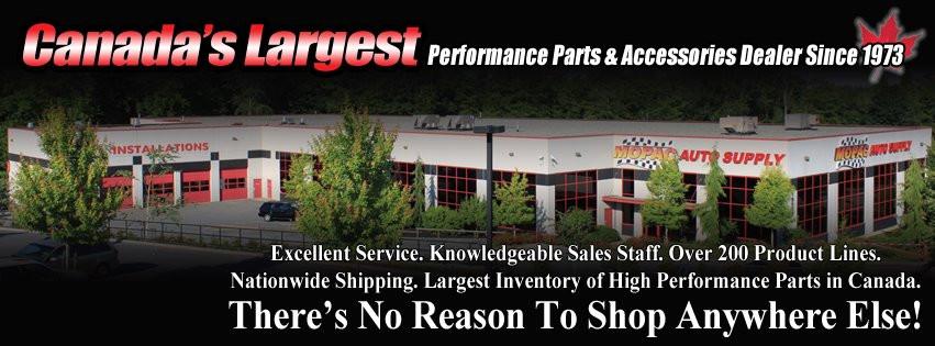 High Performance Auto Parts   Mopac Auto Supply   Langley BC