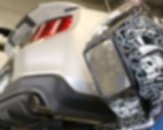 Installation facility at Mopac Auto Supply Langley BC