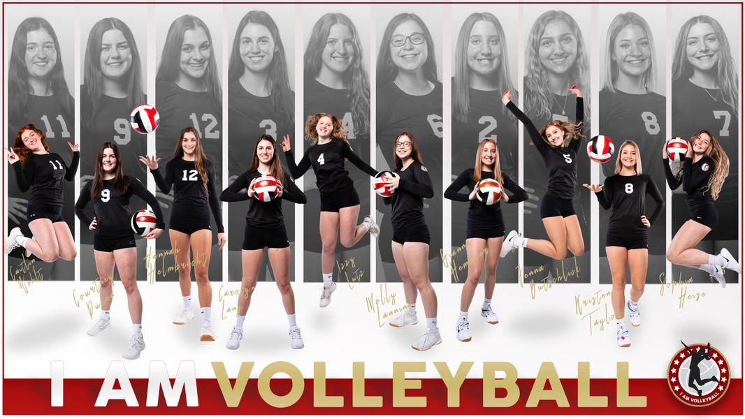 I AM Team Poster - 17 White
