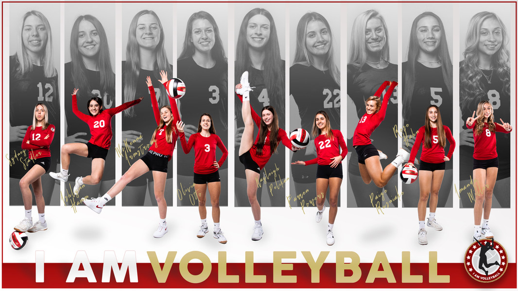 I AM Team Poster - 18 Red