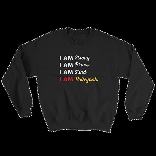 I AM Strong Crewneck