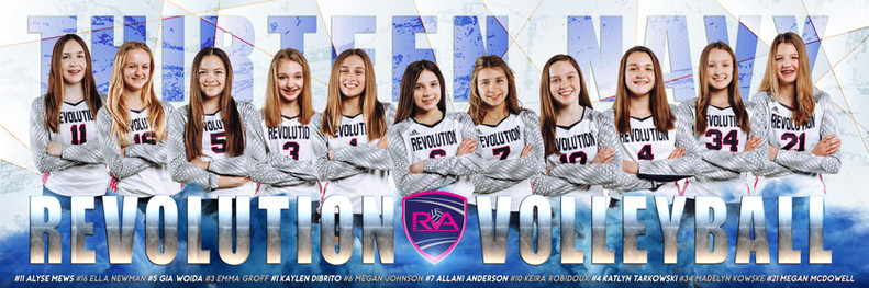 2020 RVA Poster - Girls