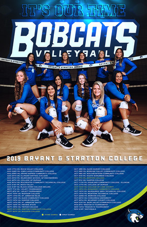 2019 Bryant & Stratton Team Poster