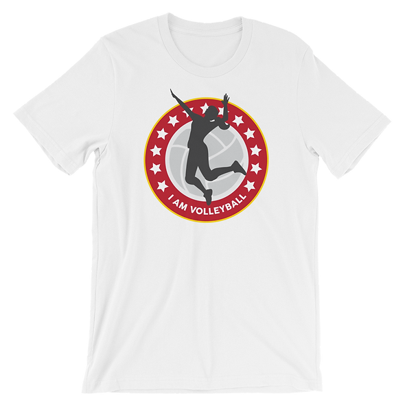 I AM Badge T-Shirt