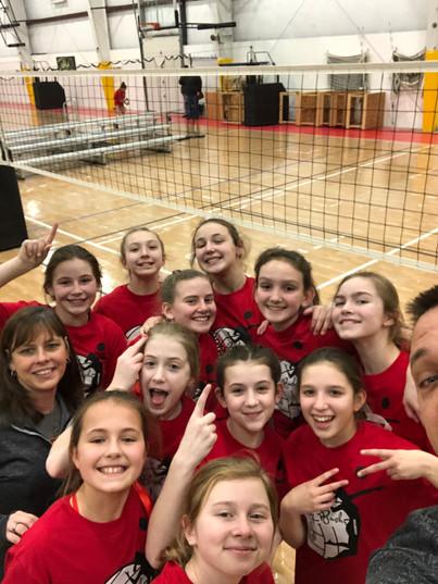12 red selfies.jpeg