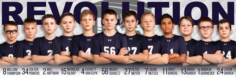 2019 - RVA Boys Poster
