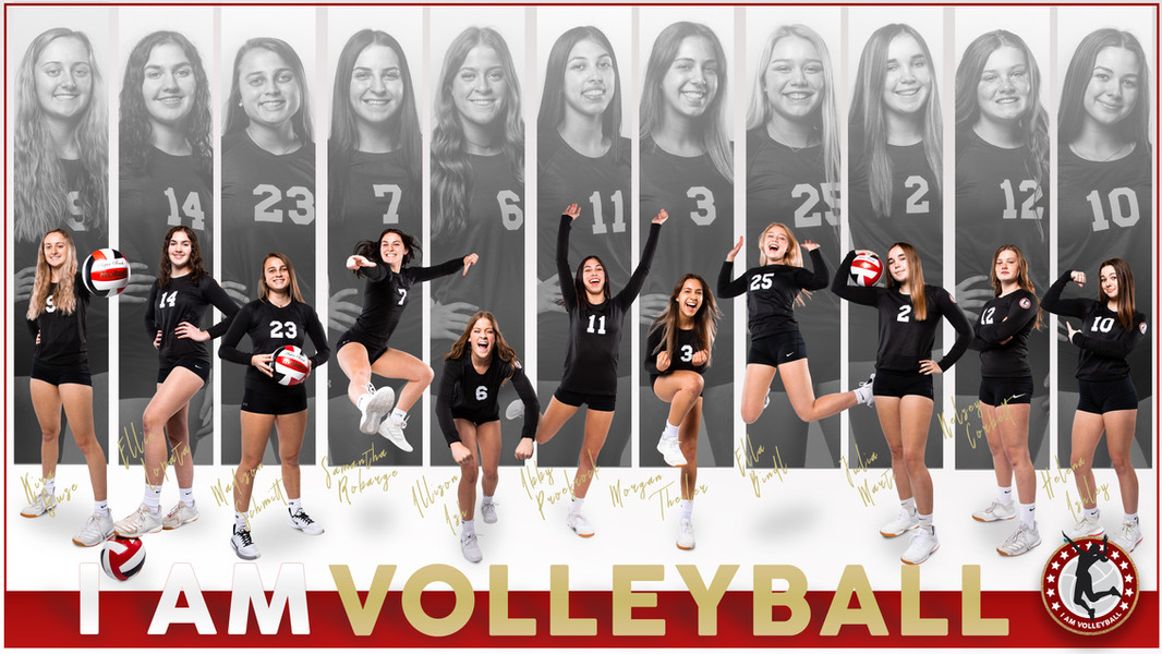 I AM Team Poster - 17 Red