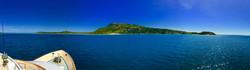 Lizard Island リザード島と船
