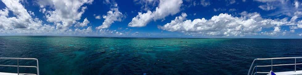 グレートバリアリーフ珊瑚礁