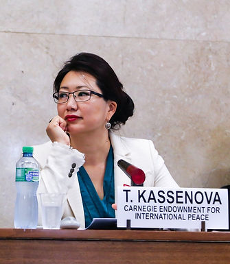 Togzhan Kassenova