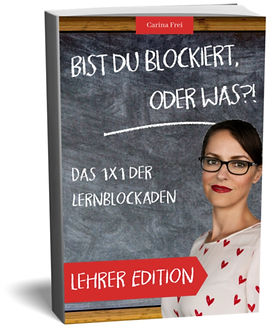 eBook Lernblockaden Carina Frei