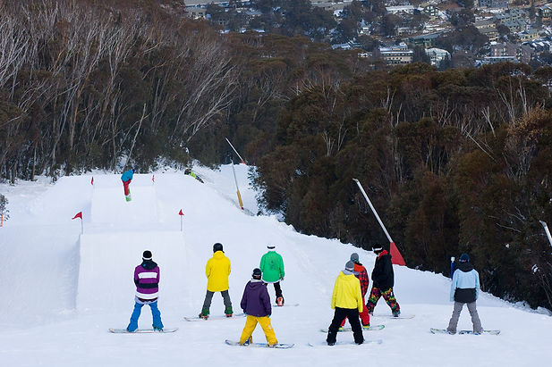 Thredbo ski and snowboard lessons