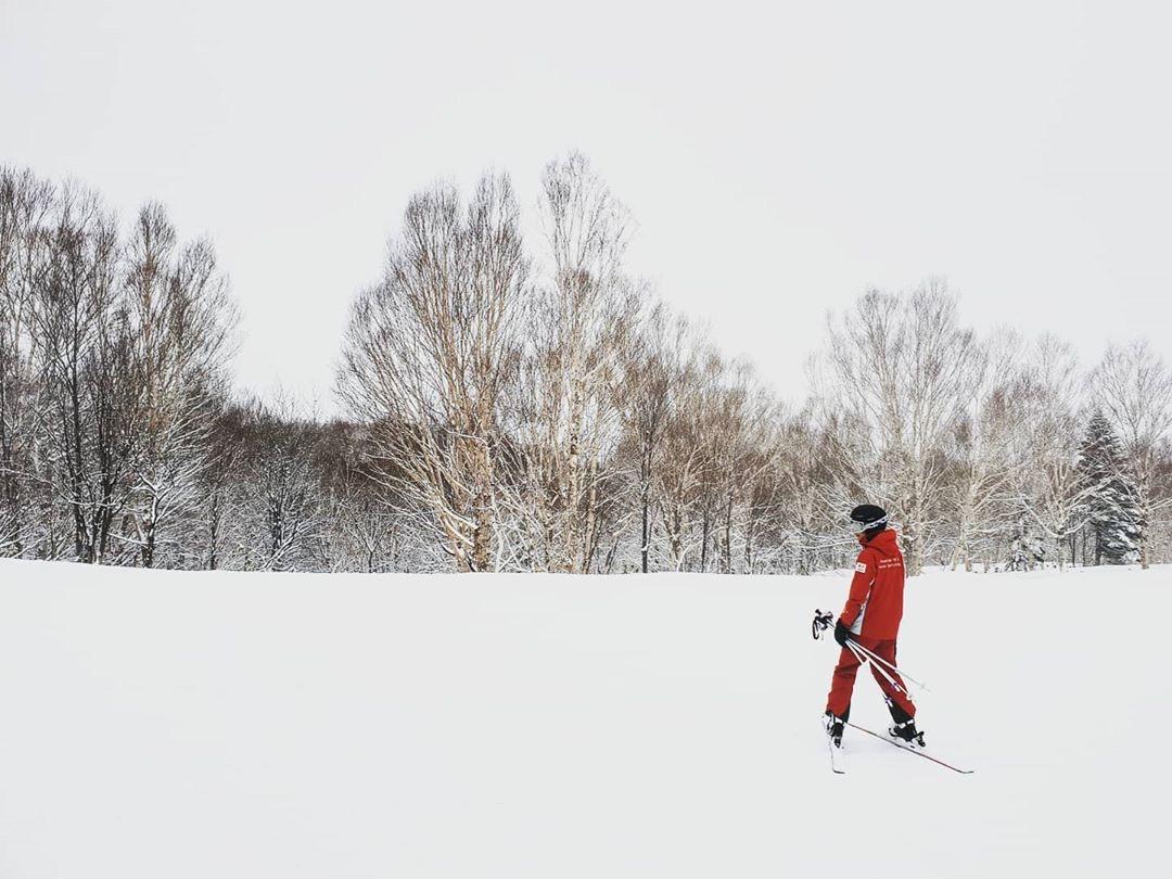 Ski in Japan