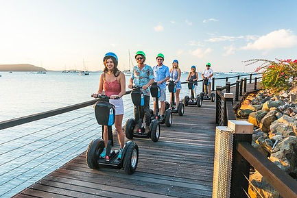Segway | Whitsundays | Airlie Beach | School & Group Travel