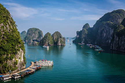 Halong Bay | Vietnam | Asia | South East Asia | School & Group Travel