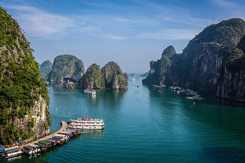 Halong Bay   Vietnam   Asia   South East Asia   School & Group Travel