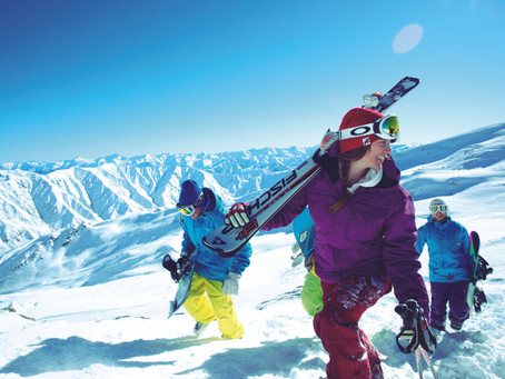 What Do I Pack for a Group Ski Trip?
