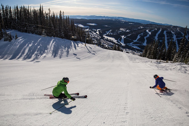 Sun Peaks Canada Ski