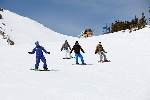 Mammoth Lessons USA Ski