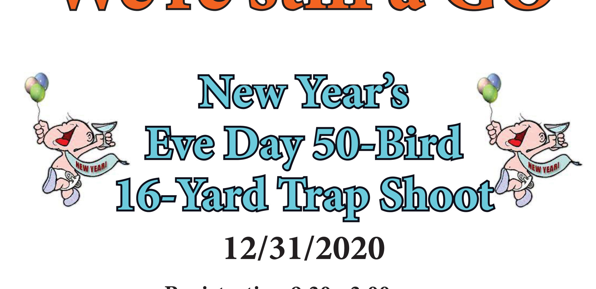 Black Friday Trap New Years Eve only2020