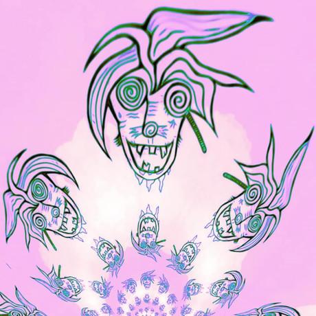 Adam Casto's psychadelic Dandies!