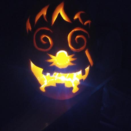 Jon Hammond's Halloween Dandy!