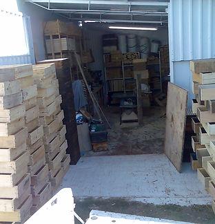 First wood workshop