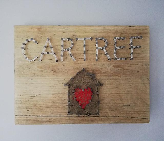 Cartref Nail Art
