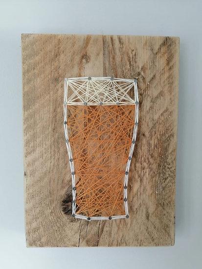 Beer Nail Art
