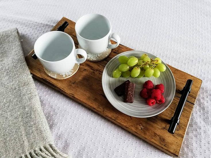 Rustic Tea Tray