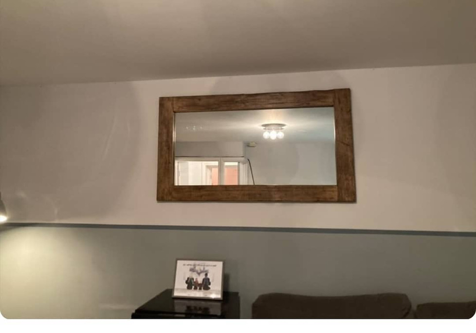 Mirror without Shelf