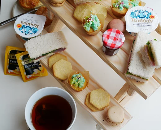 Afternoon Tea Picnic Bench