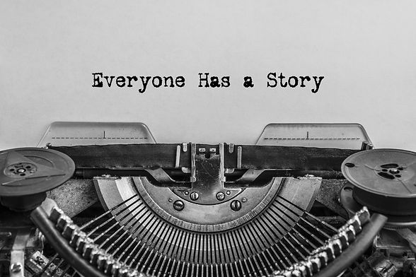 writing your life story. Everyone has a story to tell