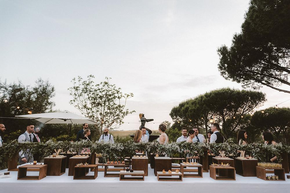 buffet matrimonio le 7 fonti location