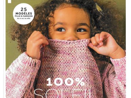Catalogue 169 de Phildar, Enfants été