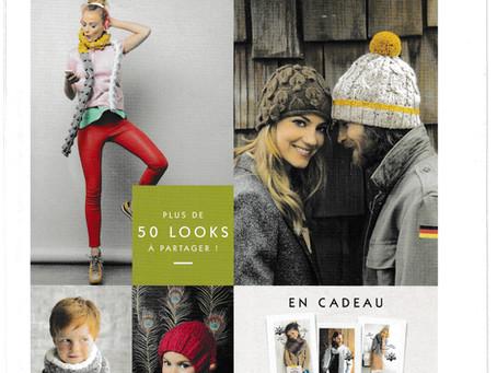 Catalogue 134 de Phildar, Accessoires hiver