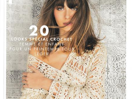 Catalogue 173 de Phildar, Crochet été