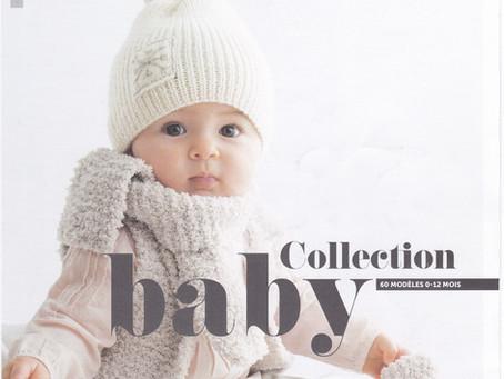 Catalogue 147 de Phildar, Layette hiver