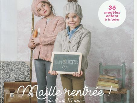 Catalogue 156 de Phildar, Enfants hiver