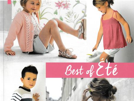 Catalogue 170 de Phildar, Best of été