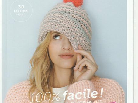 Catalogue 149 de Phildar, Femme hiver facile