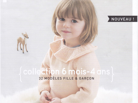 Catalogue 145 de Phildar, Petit enfant hiver