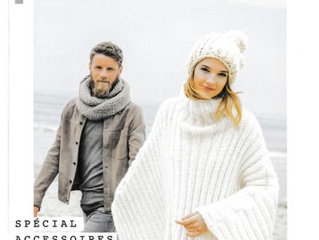 Catalogue 160 de Phildar, Accessoires hiver