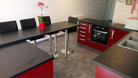 cuisine modèle rubis