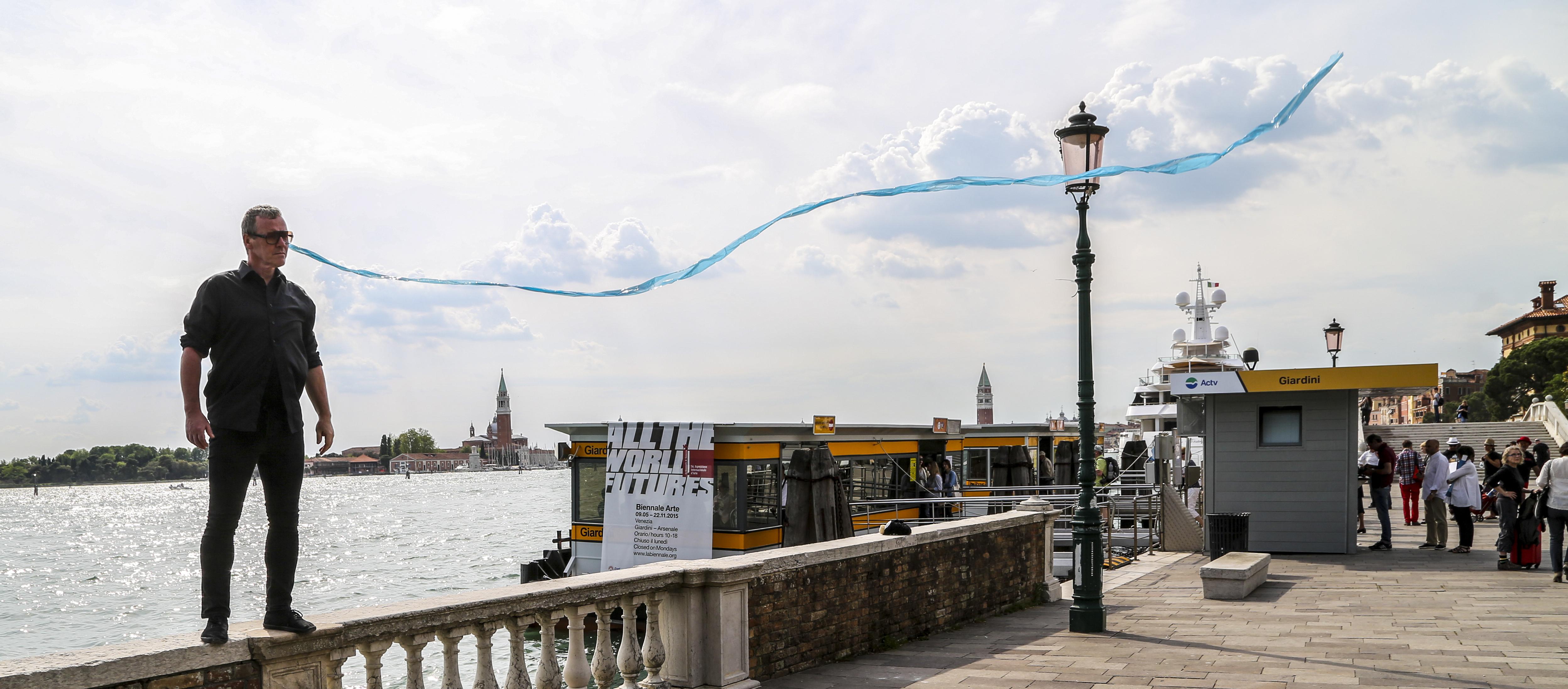 Infraction Venice Biennale 2015
