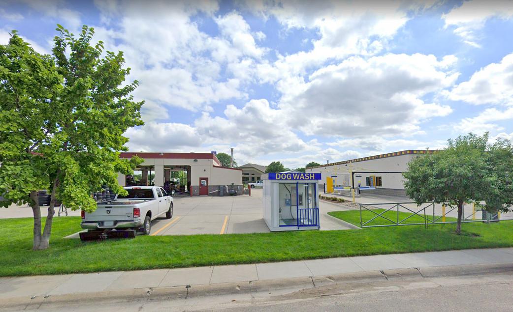 Super Dog Wash at Super Suds Car Wash in North Platte Nebraska