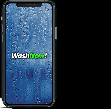 Sparkle Car Wash mobile app, WashNow!